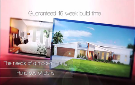 Promotional video for property developer
