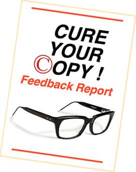 feedback on your copywriting