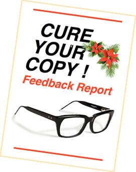 copywriting report