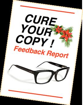 copywriting report
