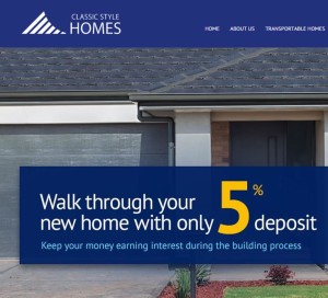 Classic Homes clip 3