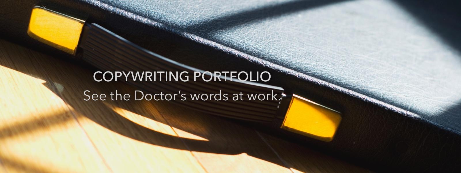 portfolio case