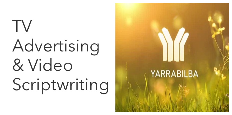 TV, advertising & video scriptwriting